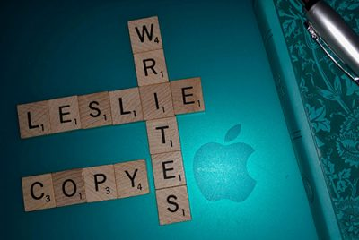 Leslie Writes Copy